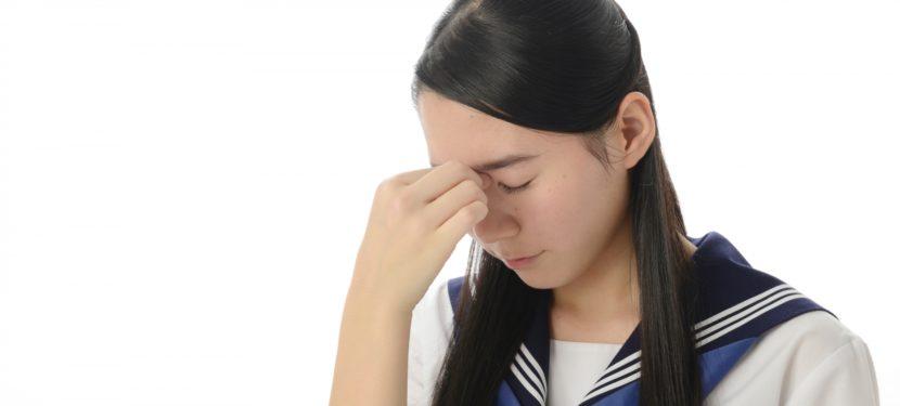 朝起きられない、学校への行き渋りー自律神経機能の低下が原因かも?