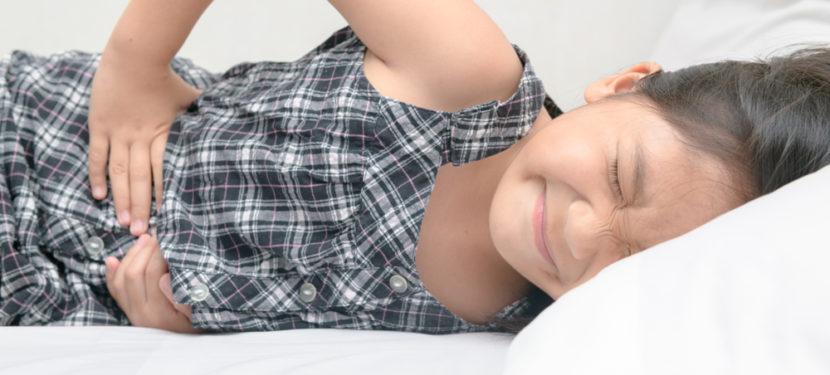よくお腹が痛くなるお子さんは機能性腹痛かもしれません