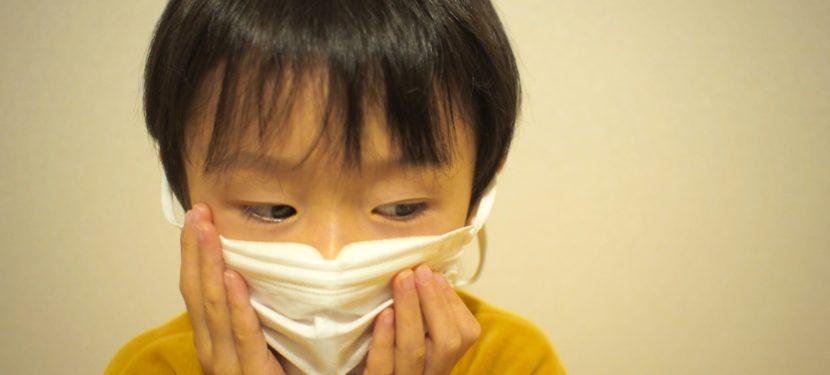 子どもにマスクは必要?