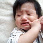 泣いている赤ちゃんを落ち着かせる方法