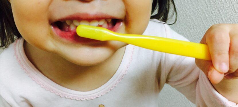 子どもの歯磨き粉の使い方