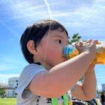 子どもの塩分摂取量〜真夏は水分補給と一緒に塩分補充が必要?〜